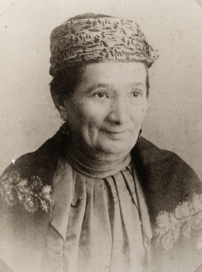 Abraham brothers' grandmother?