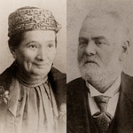 Abraham grandparents?